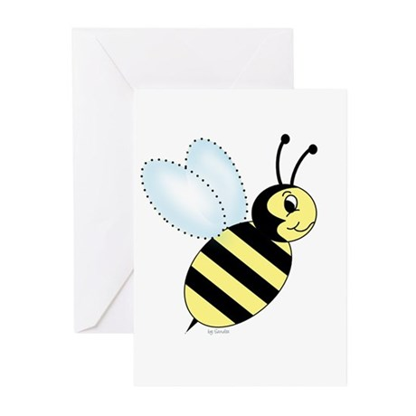 Bumblebee Greeting Cards (Pk of 20)