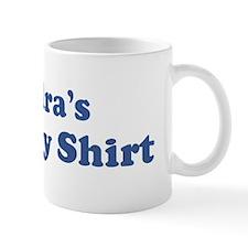 Sandra birthday shirt Mug