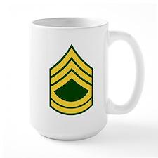 """Army E7 """"Class A's"""" Mug"""