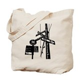 Street Signs Tote Bag