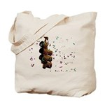Confetti Streetlight Tote Bag