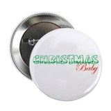 "Christmas Baby 2.25"" Button (10 pack)"