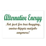 Alt Energy Postcards (Package of 8)