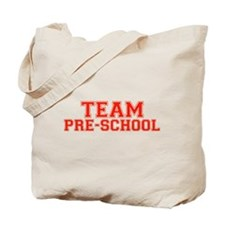 Team Pre-School Tote Bag