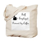 Self Employed Tote Bag