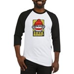 Sock Monkey Baseball Jersey