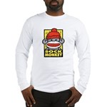 Sock Monkey Long Sleeve T-Shirt