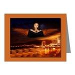 Angel : New Orleans : Note Cards (Pk of 20)