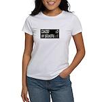 'Cancer:0 My Grandpa:1' Women's T-Shirt