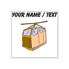 Custom Gondola Sticker