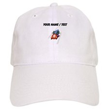 Custom Bobsledding Baseball Cap