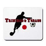 Soca Warriors Mousepad