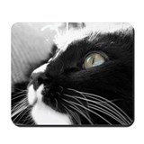 Black &amp; White Mousepad