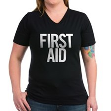 First Aid (white) Shirt