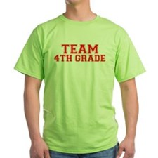 Team 4th Grade T-Shirt