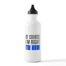 I'm Right Ukki Drinkware Water Bottle