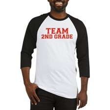Team 2nd Grade Baseball Jersey