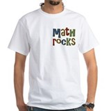 Math Rocks Arithmetic Geek Chemise