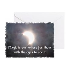 """Magic"" Greeting Cards (Pk of 10)"