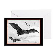 Fluttering Wings Halloween Card