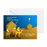 Wise Men Christmas Greeting Cards (Pk of 20)