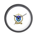 FERRON Family Crest Wall Clock