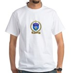 FERRON Family Crest White T-Shirt