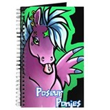 Journal Punkee Pony