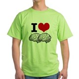I Love Brains T-Shirt
