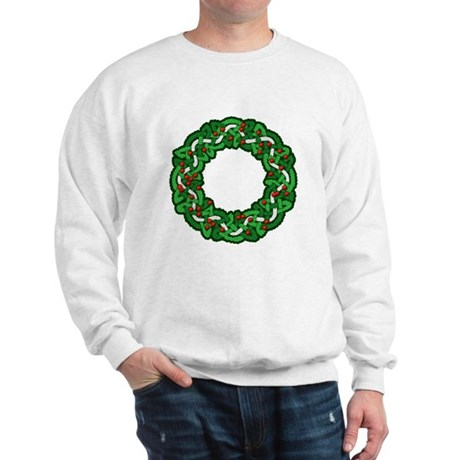 Celtic Wreath Sweatshirt