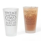 1965 vintage Pint Glasses