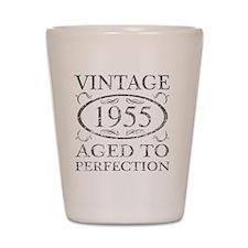 Vintage 1955 Shot Glass
