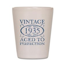 Vintage 1935 Shot Glass