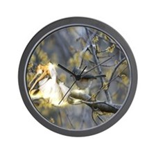 Ballerina bird Wall Clock