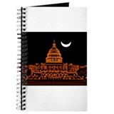 Moonrise Over DC Journal
