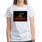 Moonrise Over DC Tee