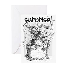 SURPRISE! Birthday Card