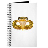Airborne w/wings Journal