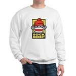 Sock Monkey Sweatshirt