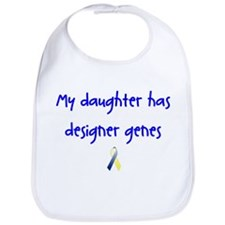 Designer Genes Daughter Ribbon Bib