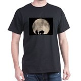 Moonwatch Bison Black T-Shirt