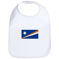 Marshall Islands Flag Bib