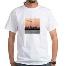 Boston Skyline at Dusk Shirt