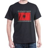 Albanian and Gorgeous (1) T-Shirt
