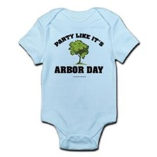Party Like It's Arbor Day Body Suit
