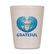 GratefulLogo1 Shot Glass