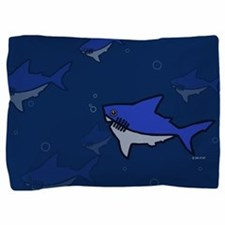 Sharks Pillow Sham
