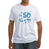 I'm 50 time to party Shirt