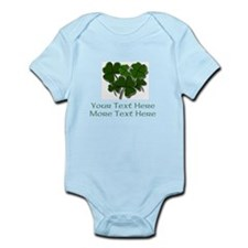 Design Your Own St. Patricks Day Item Body Suit