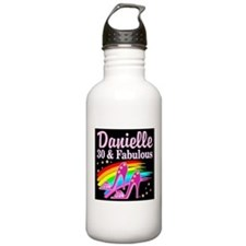 30 AND FABULOUS Water Bottle